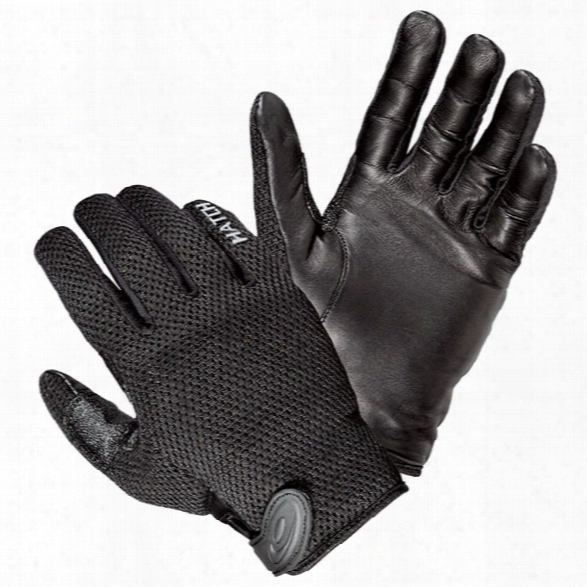 Hatch Ct250 Cooltac Duty Glove, Black, 2x-large - Black - Unisex - Included