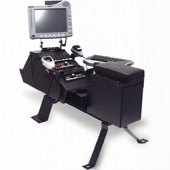 "Havis Angled Series Console, 10"", 25-degree-angled - Male - Excluded"