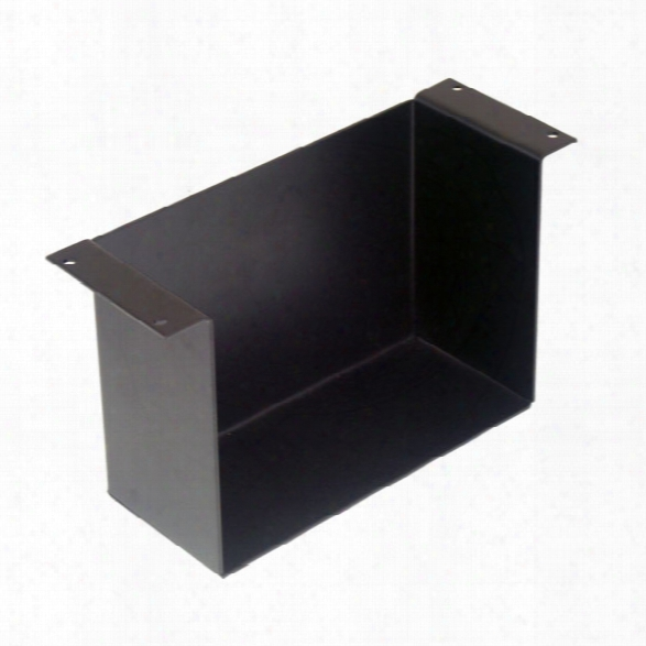 "Havis Console Accessory Box, Internal Mount, 3""h, 5""d - Male - Excluded"