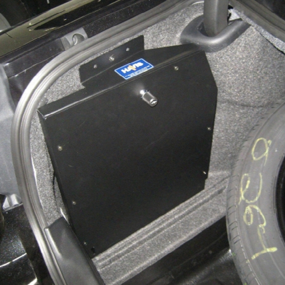 Havis Trunk Side Mount, Driver Side, Charger Police Package 11-current - Male - Excluded