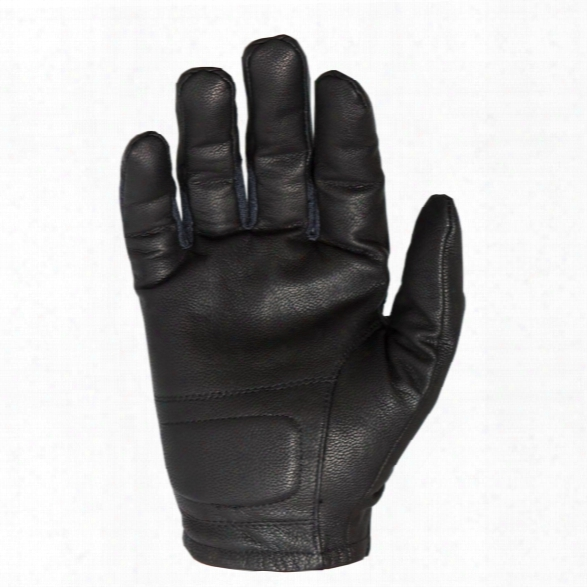 Hwi Tactical & Duty Design Cg Tactical Combat Glove, Black, 2x-large - Black - Male - Included
