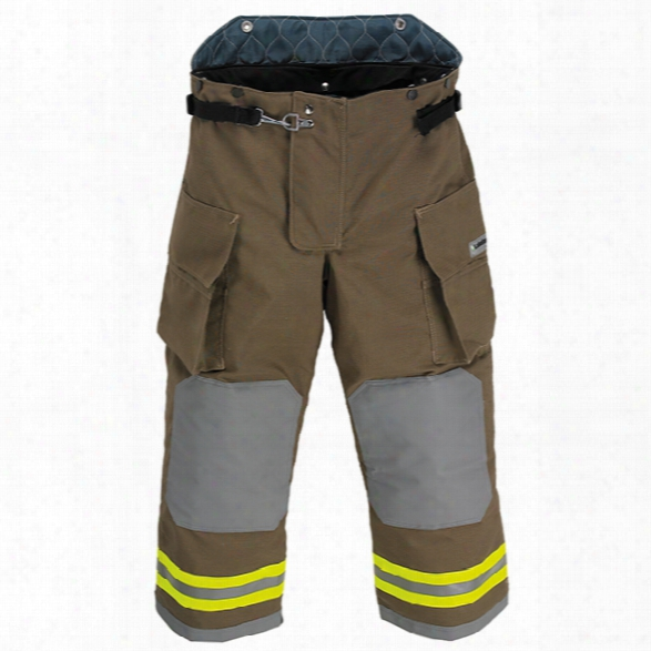 Lakeland Osx B1 Pant, 3in Bib Khaki Advance, Aralite Np Thermal Liner, 32 Waist, 30 Inseam - Lime - Male - Included
