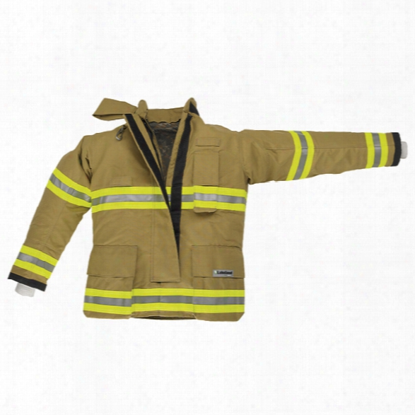 "Lakeland Osx B2 Jacket, 32"" Gold Advance, Defender M Sl2 Liner, 36 Chest - Gold - Male - Included"