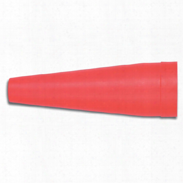 Mag-lite Traffic/safety Wand For Maglite® C Or D Cell Flashlights, Red - Red - Unisex - Included