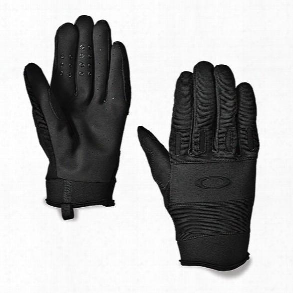 Oakley Si Lightweight Glove, Black, 2x - Black - Unisex - Included