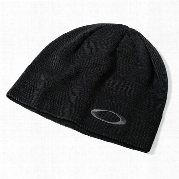 Oakley Tactical Beanie, Black - Black - Male - Included