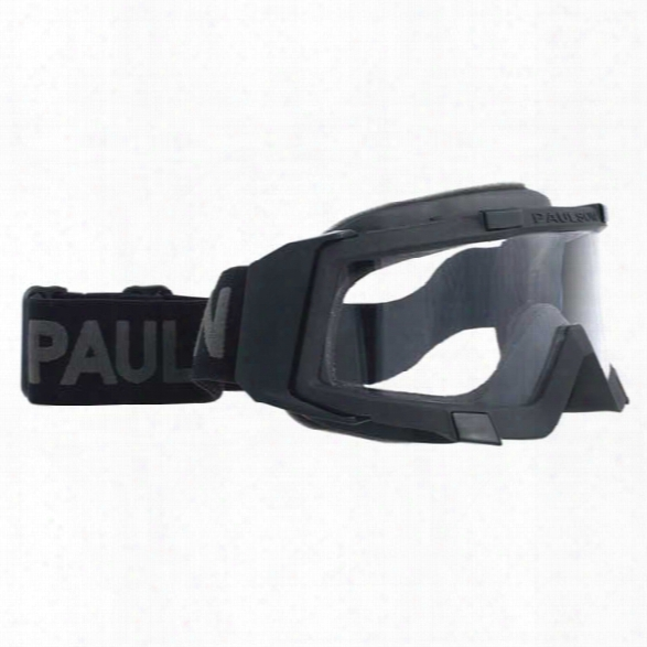 Paulson Advanced Combat Ballistic Goggles (a.c.g.) - Black - Male - Included