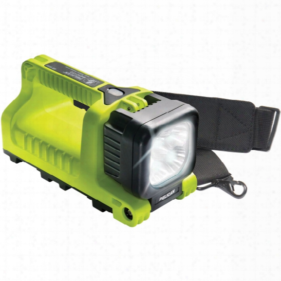 Pelican Led Lantern, Rechargeable, Yellow - Yellow - Male - Included