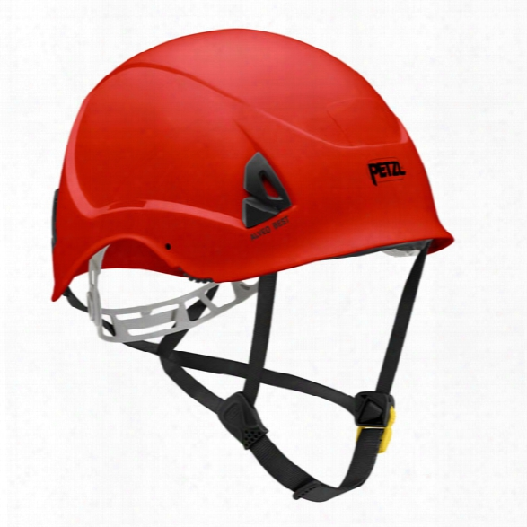Petzl Alveo Best Helmet Ansi Red - Red - Male - Included