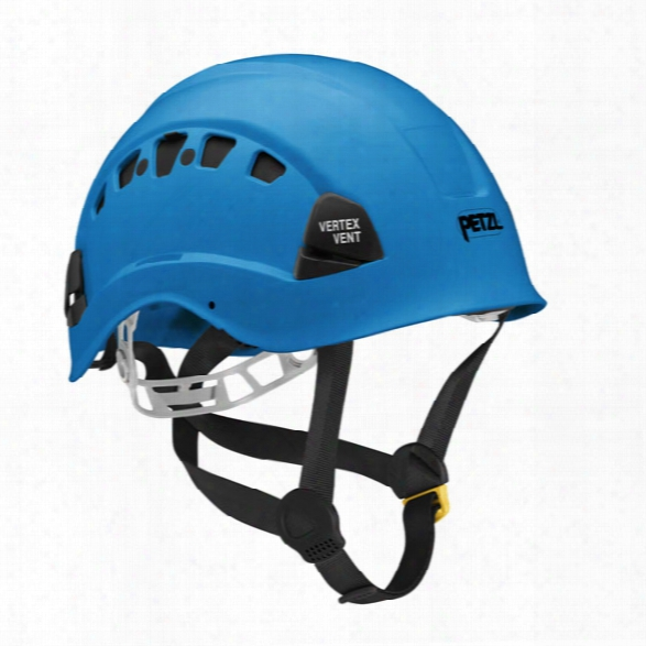 Petzl Vertex 2 Vent Helmet Ansi Blue - Clear - Male - Included