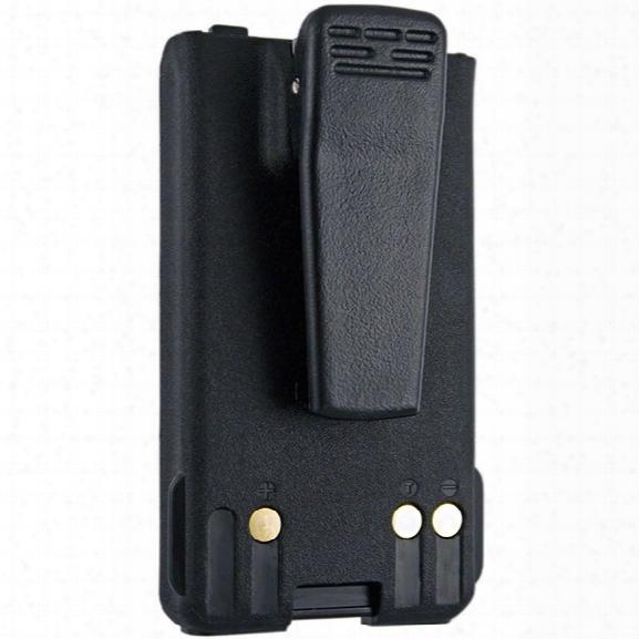 Power Products Battery For Icom, 7.5v/1500mah/nimh/clip, Ic-f3001/ic-f3002/ic-f4001/ic-f4002. Also Fits: Ic-f3002, Ic-f4002, Ic-t70a, Ic-t70e, Ic-v80 - Unisex -