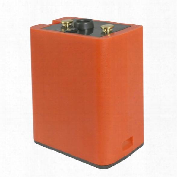 Power Products Battery For Relm Bendix King Dph, Gph, Eph, Lpa, Lph, Lpx, Alkaline Clamshell - Orange - Orange - Unisex - Included