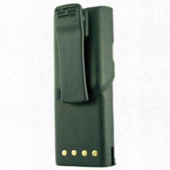 Power Products Motorola Gp300 Radio Battery, 7.5v 2000mah Nimh - Black - Unisex - Included