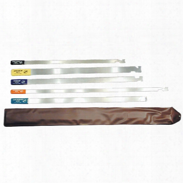 Pro-lok 5-piece Slim Jim Kit - Unisex - Included