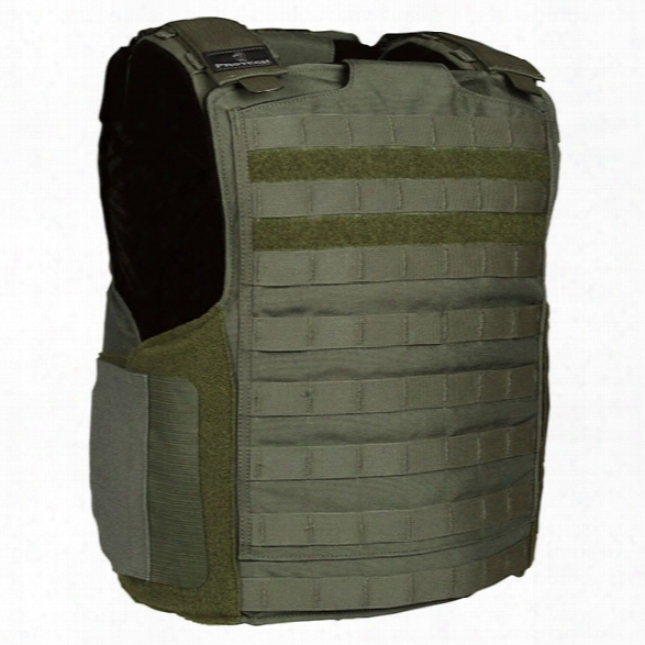 Proteech Cav (core Assault Vest) Modular Webbing Vest, Mr01, Level Iiia - Male - Excluded
