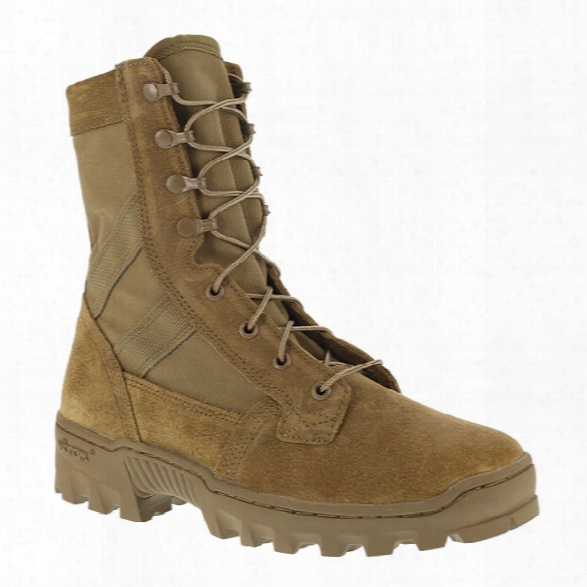 Reebok Spearhead 8 Us Military Boot, Coyote, 10.5 Medium - Male - Excluded