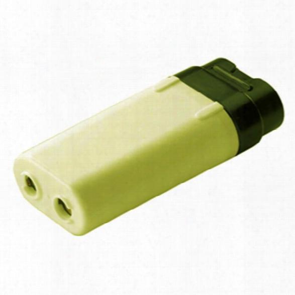 Streamlight Battery Pack Assembly (black Sleeve, Nicd Battery) For Survivor Division 2, 4.8v - Black - Male - Included