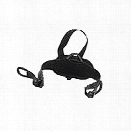 CMC Rescue (1) Replacement Strap for Swim Fins, US Divers, Black - Black - male - Included