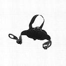 CMC Rescue (1) Replacement Strap for Swim Fins, US Divers, Black - Black - male - Included