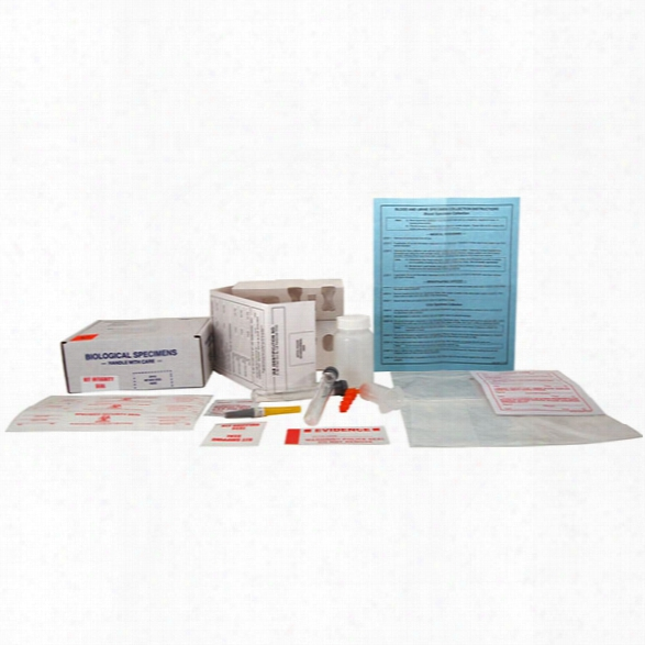 Tri-tech Collection Kit Blood & Urine - Male - Included