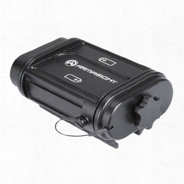 Armasight Extended Battery Pack W/ Rechargeable Batteries For All Armasight High Performance Digital And Thermal Devices - Camouflage - Unisex - Excluded