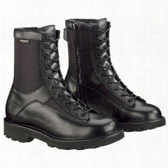 """Bates Durashocks 8"""" Waterproof Boot, Black, 10.5ew - Black - Male - Includeed"""