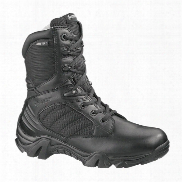 Bates Gx-8 Gore-tex Insulated Sidezip Boot, Black, 10.5ew - Black - Male - Included