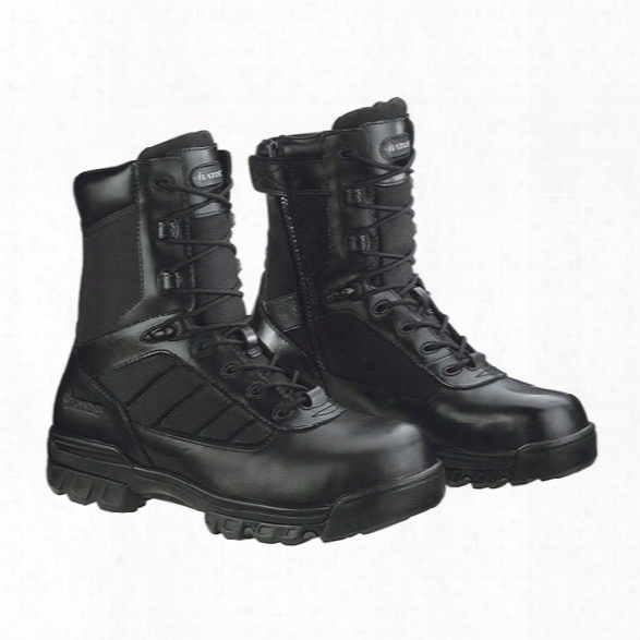"Bates Tactical Sport 8"" Boot, Black, 10.5ew - Metallic - Male - Included"
