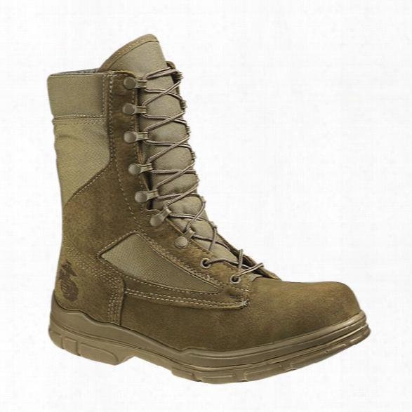 Bates Usmc Durashocks Lightweight Boot, Olive Mojave, 11m - Green - Male - Included