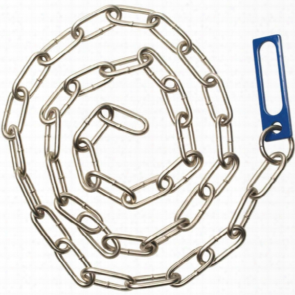 "Cts-thompson 58"" Waist Chain For Blue Box W/o Handcuffs - Blue - Unisex - Included"