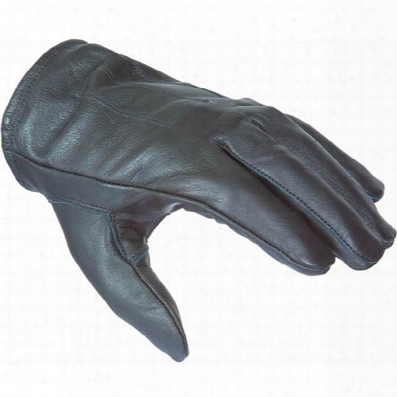 Damascus Dfk300 Frisker K Leather Gloves, W/ Kevlar Liners, Black, 2x-large - Black - Male - Included
