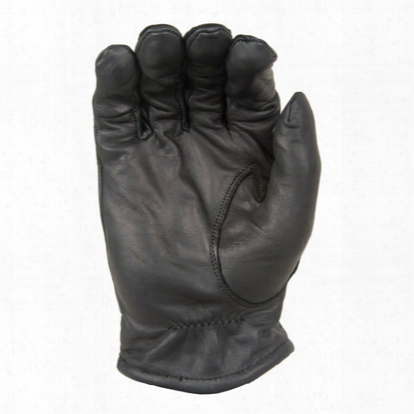 Damascus Dfs2000 Frisker S Leather Gloves, W/ Honeywell Spectra Liners, Black, 2x-large - Black - Unisex - Included