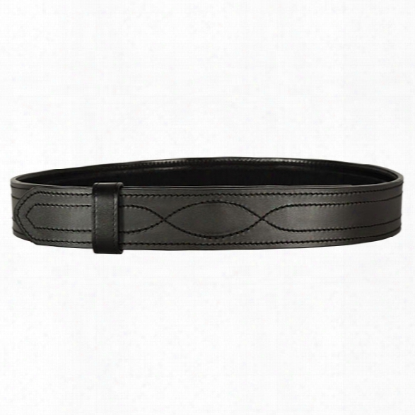 "Dutyman 5011 2.25"" Hook & Loop Outer Duty Belt, Plain Black, 2x-large (48-50) - Black - Unisex - Included"