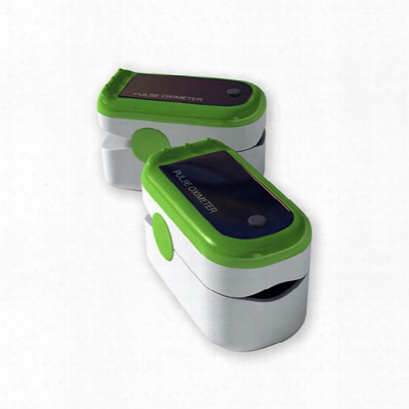 Dynarex Finger Pulse Oximeter - Unisex - Included