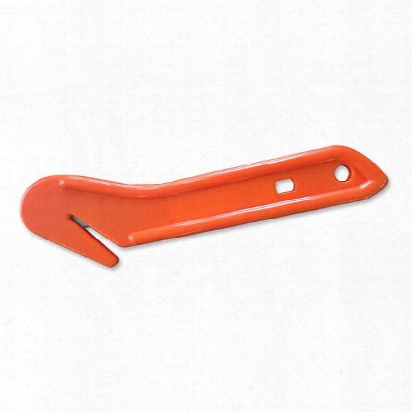 Dynarex Seatbelt Cutter, Plus Size, Orange - Or Ange - Unisex - Included