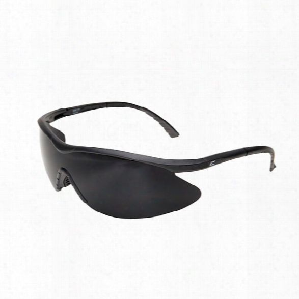 Edge Eyewear Banraj Safety Glasses - Smoke - Unisex - Included