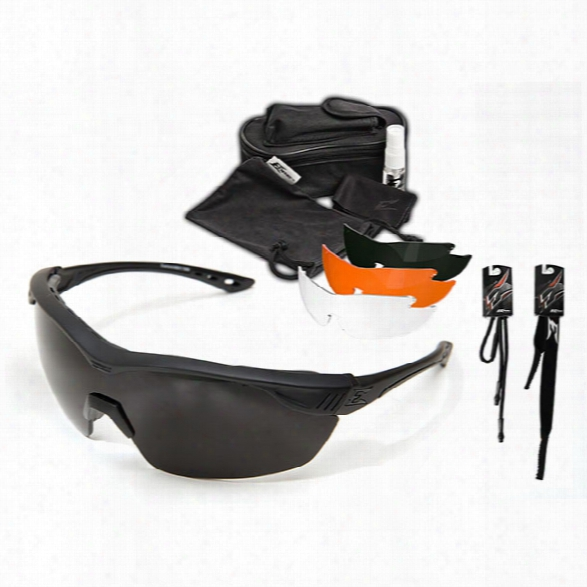 Edge Eyewear Overlord Kit - Clear - Unisex - Included