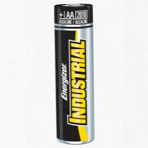 Energizer Industrial Aa Batteries, 24 Pack - Unisex - Included