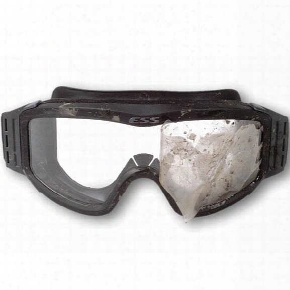 Ess (6) Tear-off Lenses For Profile Goggles, Clear - Clear - Male - Included