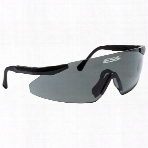 Ess Ice 2.4 Interchangeable Eyeshield - Clear - Male - Included