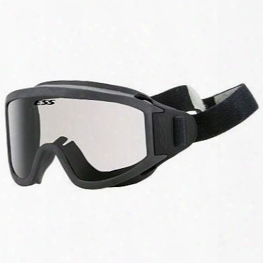 Ess The Innerzone 3 Goggles W/ Wrap-around Strap System, Nfpa - Smoke - Male - Included