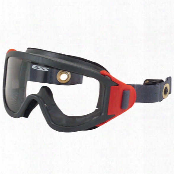 Ess X-tricator Goggles W/ Snap-on/snap-off Helmet Mount System - Male - Included