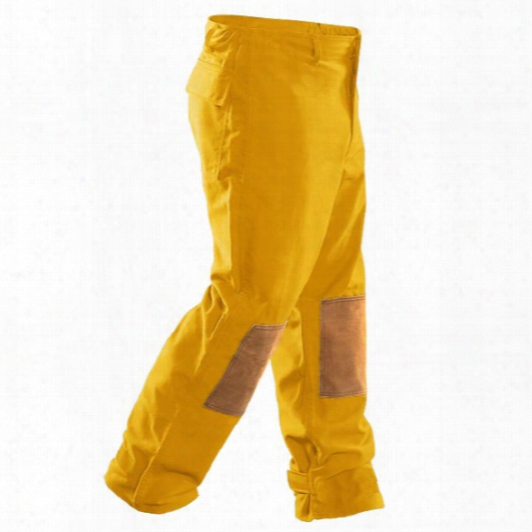 Fire-dex Wildland Pant 6oz Nomex Yellow 2xlarge - Yellow - Male - Included