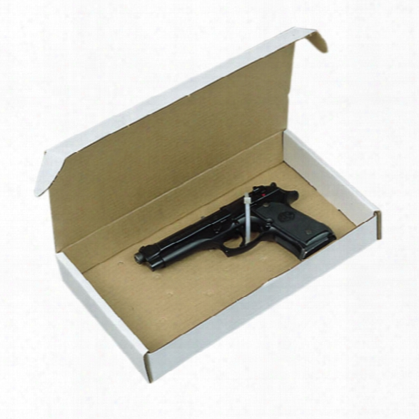 "Forensics Source (25/pk) Evi-paq Handgun Boxes, 13"" X 8"" X 2""; - Unisex - Included"
