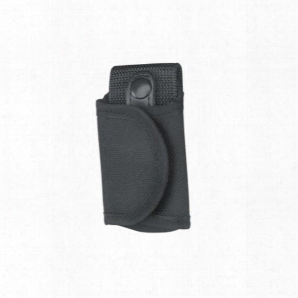 Gould & Goodrich 598 Silent Key Holder, Ballistic Nylon - Black - Unisex - Included
