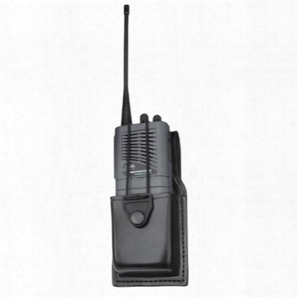 Gould & Goodrich 651 Universal Radio Holder, Plain Black - Black - Unisex - Included