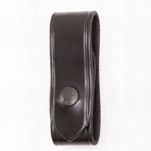 Gould & Goodrich 83 Handcuff Strap, Black, Fits Belts Up To 2 1/4in - Black - Unisex - Included