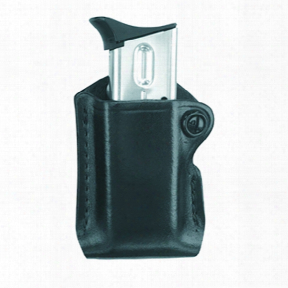 Gould & Goodrich 850 Mag Pouch, Chestnut Brown,fits Sig 9mm, .357, .40, .45, S&w M&p 9mm, .40, .357 - Brown - Unisex - Included