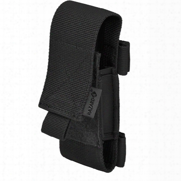 "Hazard 4 Crazykoala 2"" Webbing Sheath, Black - Black - Unisex - Included"