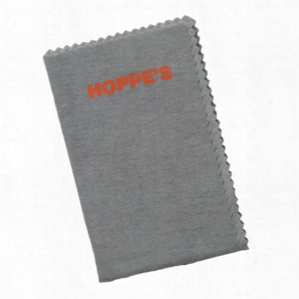 Hoppe's Gun & Reel Silicon Cleaning Cloth - Male - Included